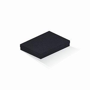 Caixa de presente | Retângulo F Card Scuro Preto 16,0x22,5x4,0