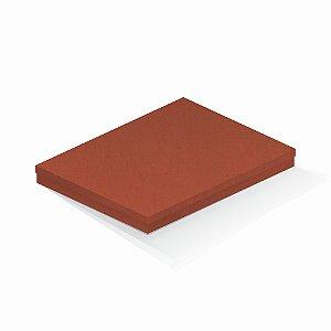 Caixa de presente | Retângulo F Card Scuro Laranja 23,5x31,5x3,5
