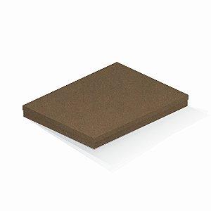 Caixa de presente | Retângulo F Card Scuro Marrom 23,5x31,0x3,5