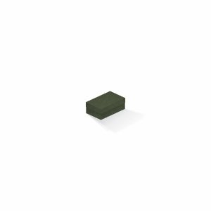 Caixa de presente | Retângulo F Card Scuro Verde 5,0x8,0x3,5