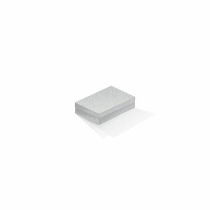 Caixa de presente | Retângulo Color Plus Metálico Aspen 8,0x12,0x3,5