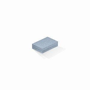 Caixa de presente | Retângulo Color Plus Metálico Mar Del Plata 8,0x12,0x3,5