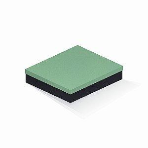 Caixa de presente | Retângulo F Card Verde-Preto 21,7x27,7x5,0