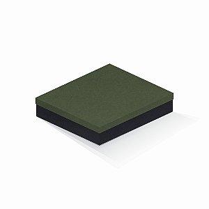 Caixa de presente | Retângulo F Card Scuro Verde-Preto 21,5x27,5x5,0