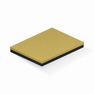 Caixa de presente | Retângulo F Card Ouro-Preto 23,5x31,5x3,5
