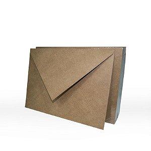 Lote 31 - Envelope Aba Bico 16,5x22,5 - 50 unid.