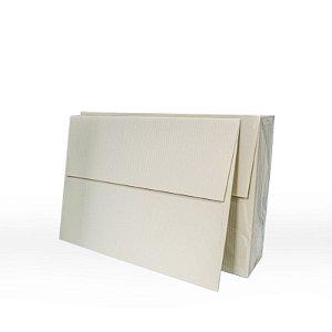Lote 34A - Envelope Aba Reta 15,5x21,5 - 50 unid.