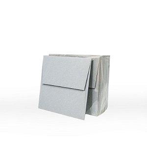 Lote 41 - Envelope Aba Reta 10,0x10,0 - 50 unid.