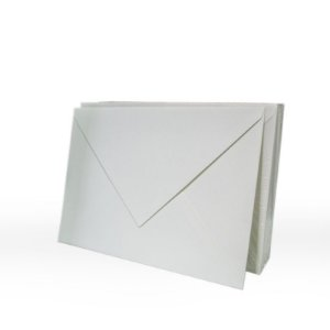 Lote 55 - Envelope Aba Bico 16,5x22,5 - 50 unid.