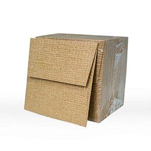 Lote 64 - Envelope Aba Reta 10x10 - 50 unid.