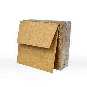 Lote 66 - Envelope Aba Reta 10x10 - 50 unid.