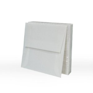 Lote 60 - Envelope Aba Reta 10x10 - 50 unid.
