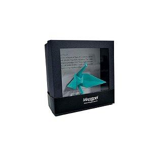 Kit Origami - Tsuru - Color Plus Aruba 15x15