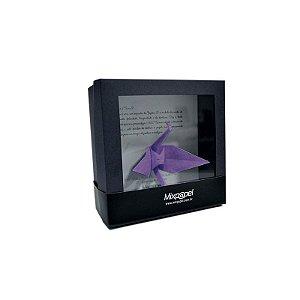 Kit Origami - Tsuru - Color Plus Mendoza 15x15
