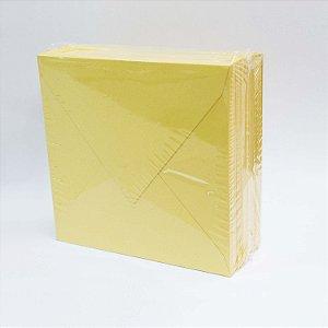 Lote LE046 - Envelope Aba Bico 10,0x10,0 - 50 unid.