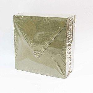 Lote LE048 - Envelope Aba Bico 10,0x10,0 - 50 unid.