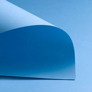 Lote A4-063 - F Card Azul - 240g - 25fls