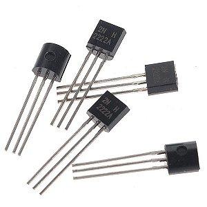 Transistores (Diversos Modelos)