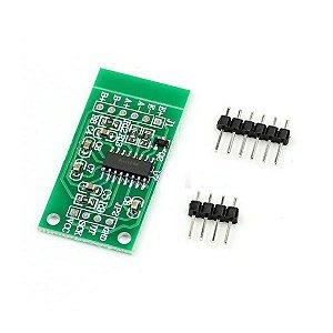 Módulo Conversor AD HX711 p/ Sensor de Peso