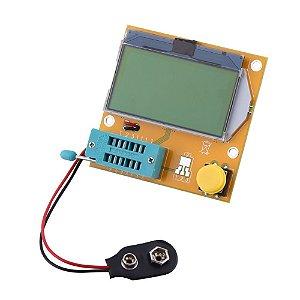 Testador de Componentes Universal MEGA328