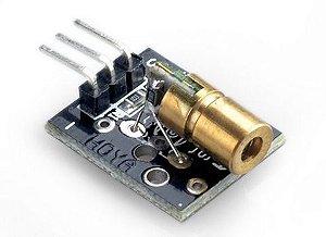 Módulo Laser 5V KY-008