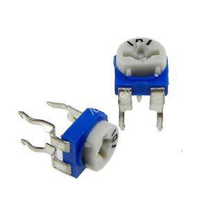 Potenciômetro Trimpot Vertical RM065 (100R - 1M)