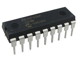 Microcontrolador PIC 16F628A
