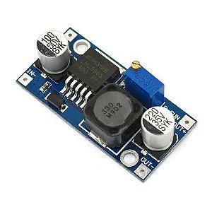 Módulo Regulador de Tensão Ajustável LM2596 StepDown