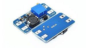 Módulo Regulador de Tensão Ajustável MT3608 StepUp
