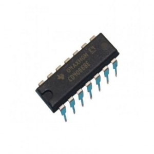 CD4066 - CI Bilateral Switch