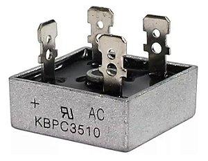Ponte Retificadora 35A - KBPC3510