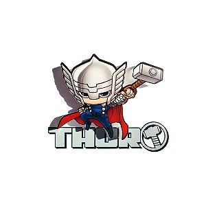 Mini Luminária 3D Light FX Thor - Marvel