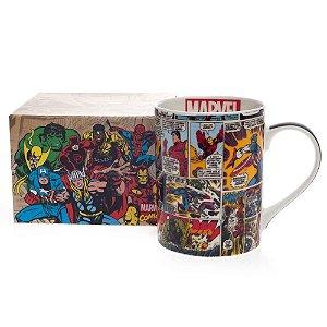 Caneca Reta 460ml Dream Mug HQ - Marvel