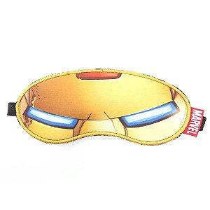 Máscara de Dormir Homem de Ferro - Marvel