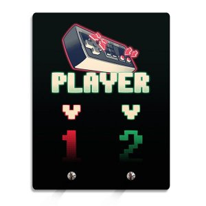Porta Chaves Player 1 Player 2
