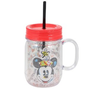 Caneca Pote Minnie - Disney