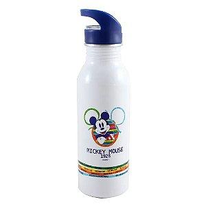 Garrafa De Aluminio Mickey 90 Anos - Disney