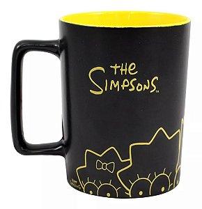 Caneca Alça Quadrada Simpsons 500ML