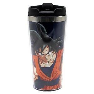 Copo Viagem Goku