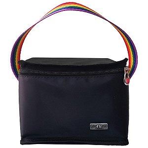 Bolsa Térmica Pequena Arco Ìris para Marmita Pride