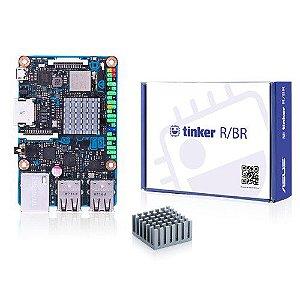 TINKER R/BR 2GB GIGABIT 4K PLACA MÃE BOARD ASUS
