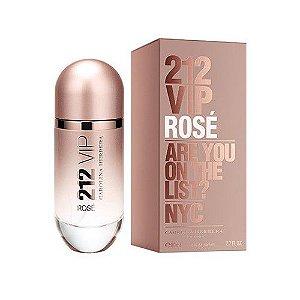 212 Vip Rosé Perfume Feminino Carolina Herrera EDP 80ml