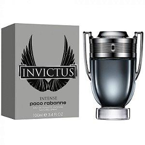 Perfume Invictus Intense Perfume Masculino 100ml - Paco Rabanne
