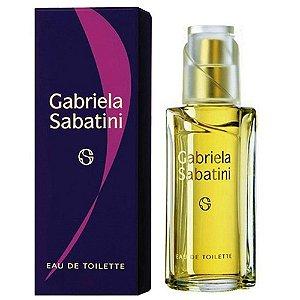 Gabriela Sabatini Eau De Toilette Feminino 60ml