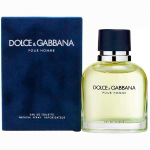 Dolce & Gabbana Pour Homme Edt Masculino 125ml