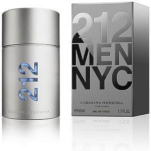 212 Men NYC Carolina Herrera Masculino - Eau de Toilette - 50ml