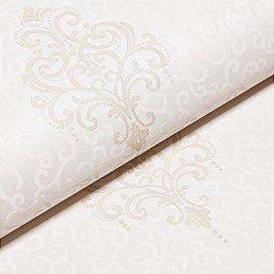 Papel De Parede Importado Vinílico Lavável Textura Em Relevo 6983
