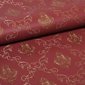 Papel De Parede Importado Vinílico Lavável Textura Em Relevo 7958