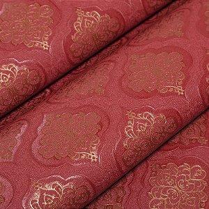 Papel De Parede Importado Vinílico Lavável Textura Em Relevo 5568