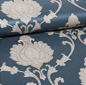 Papel De Parede Importado Vinílico Lavável Textura Em Relevo 5557